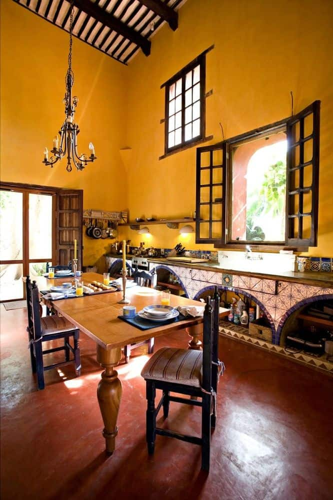 Mexican Spanish Style Kitchens