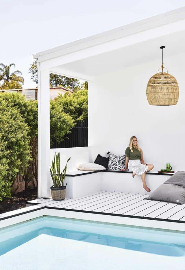 Minimalist Pool Cabana Ideas