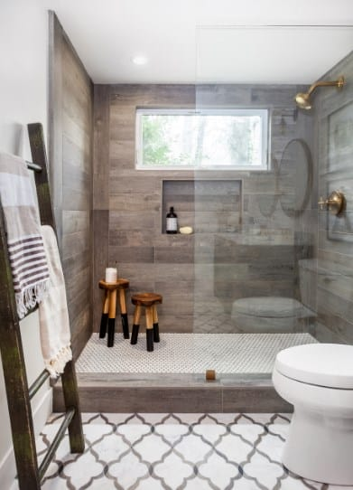 Modern Farmhouse Bathroom Decor Ideas