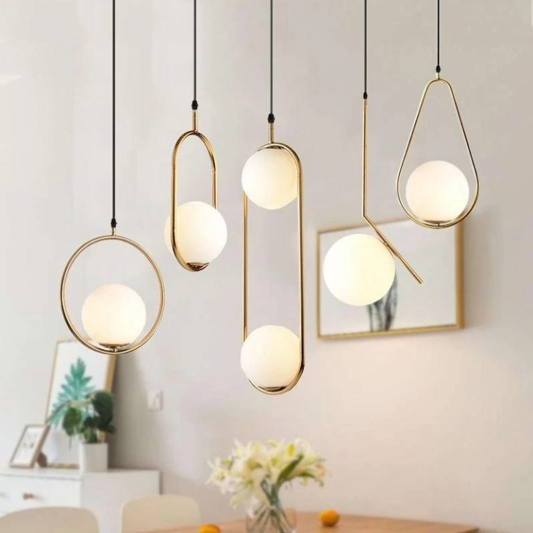 Modern Industrial Cool Lamps