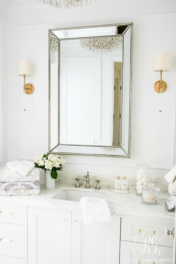 Modern Shabby Chic Bathroom