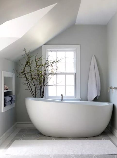 Modern Zen Bathroom Ideas