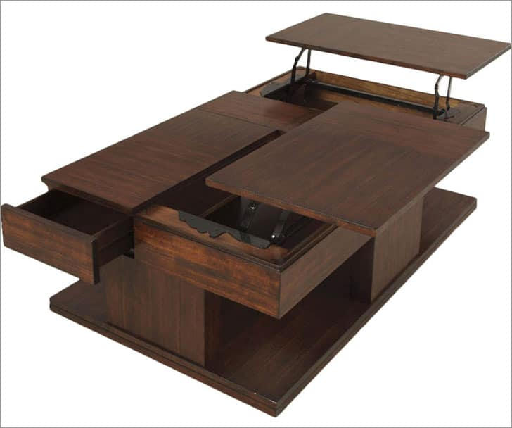 Multifunction Cool Coffee Table