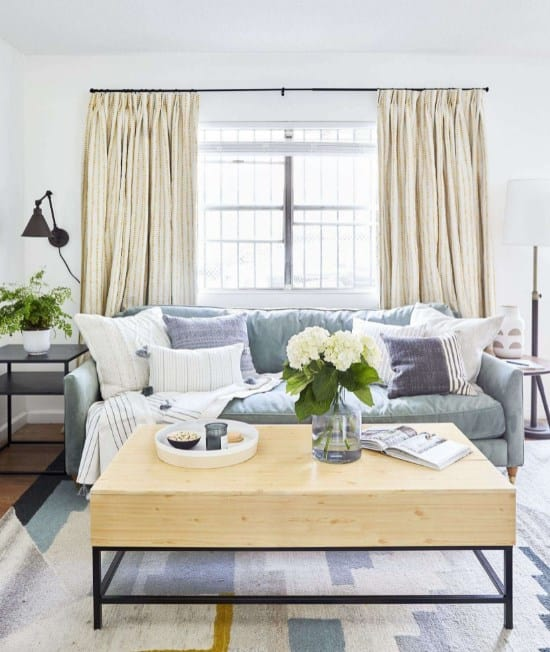 Neutral Tone Pillow Ideas For A Gray Couch