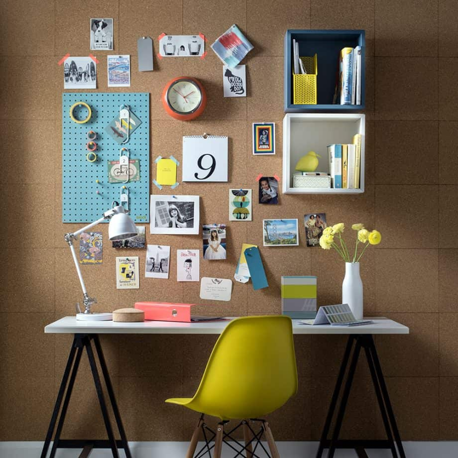 Office Cork Board Ideas