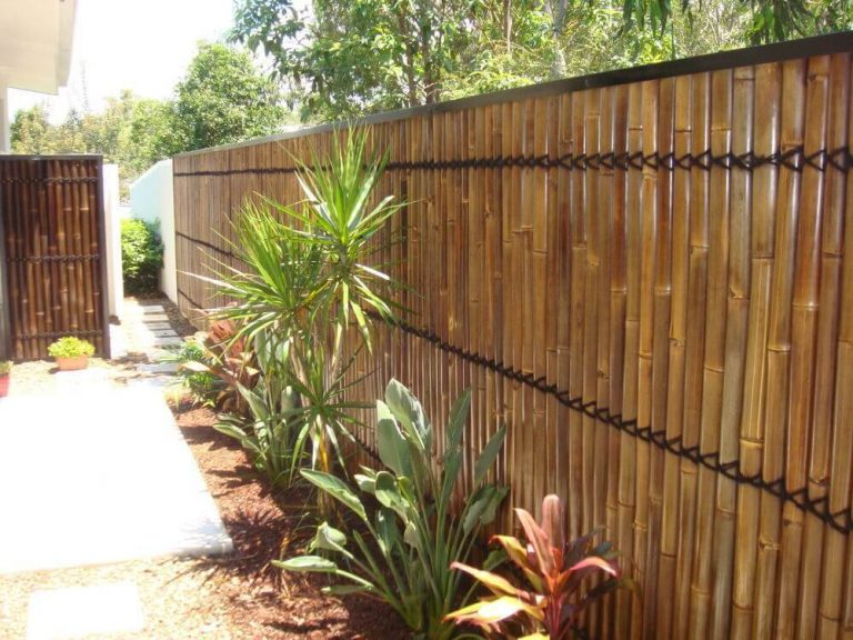 Outdoor Privacy Screens Bamboo