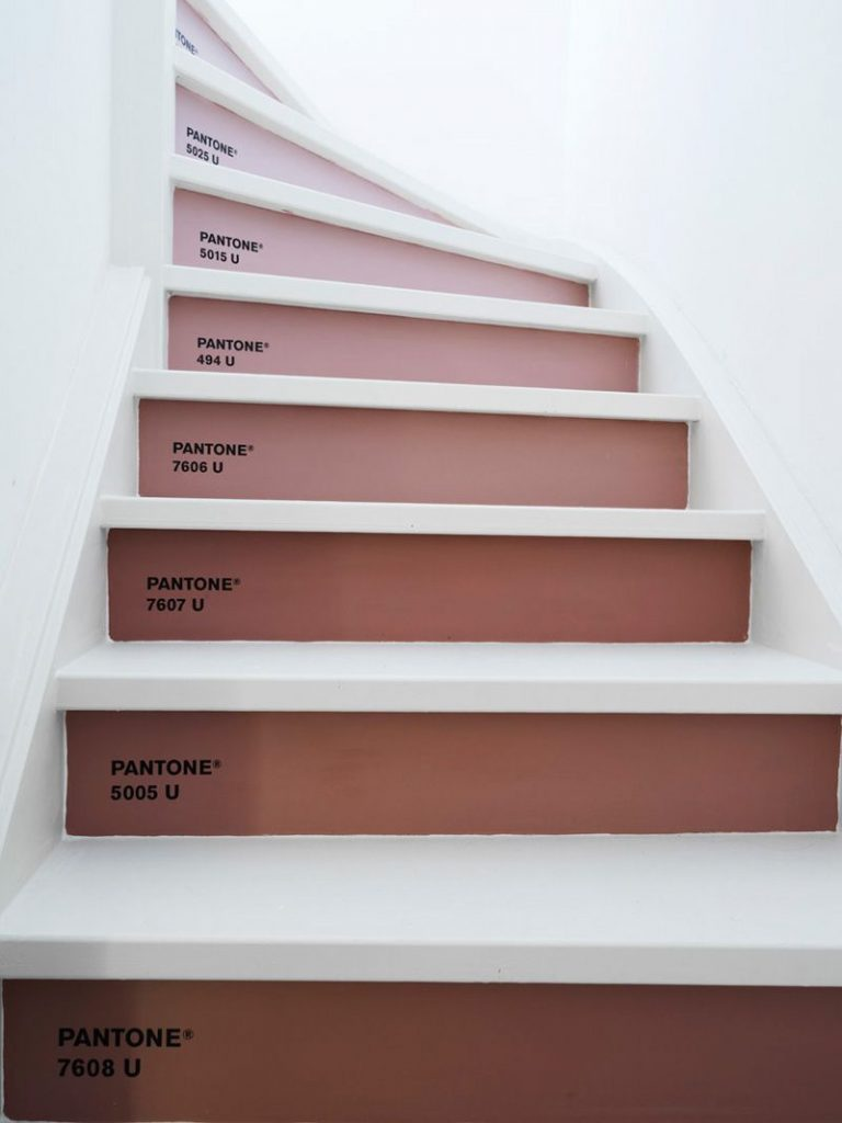 Painted Stairs Ideas - Perfect Shade Stairs