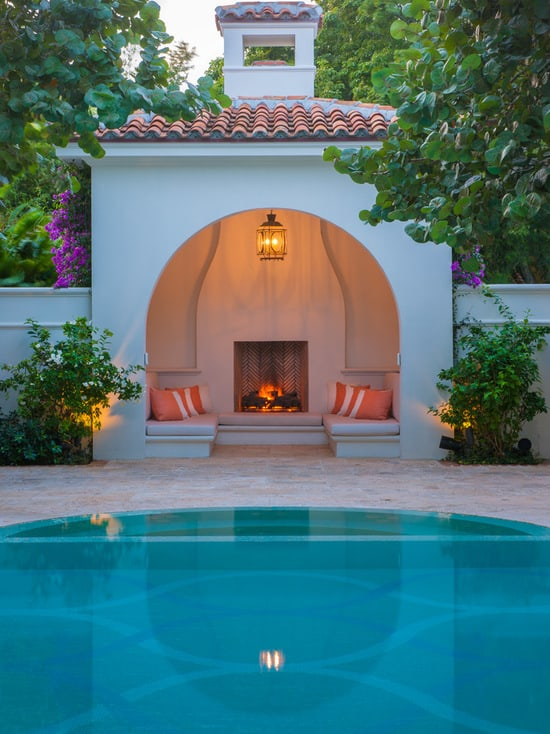 Pool Cabana Ideas For Limited Space