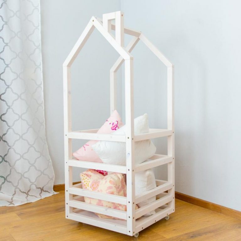 Portable Stuffed Animal Storage