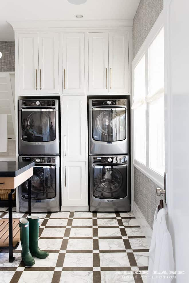 Pull Out Cabinet Laundry Room