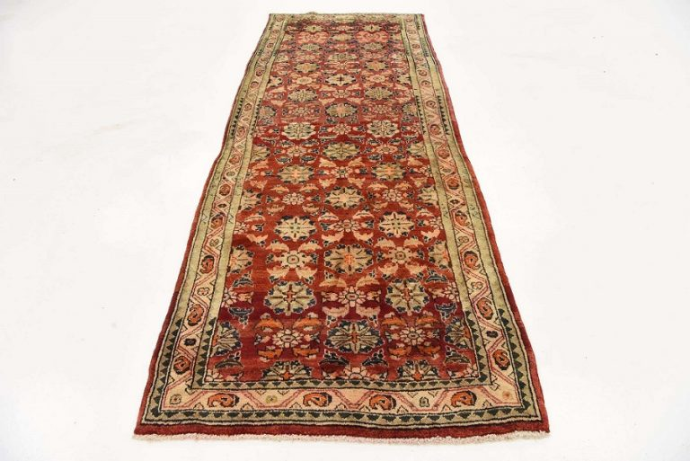 Red Persian Kitchen Runner Rugs