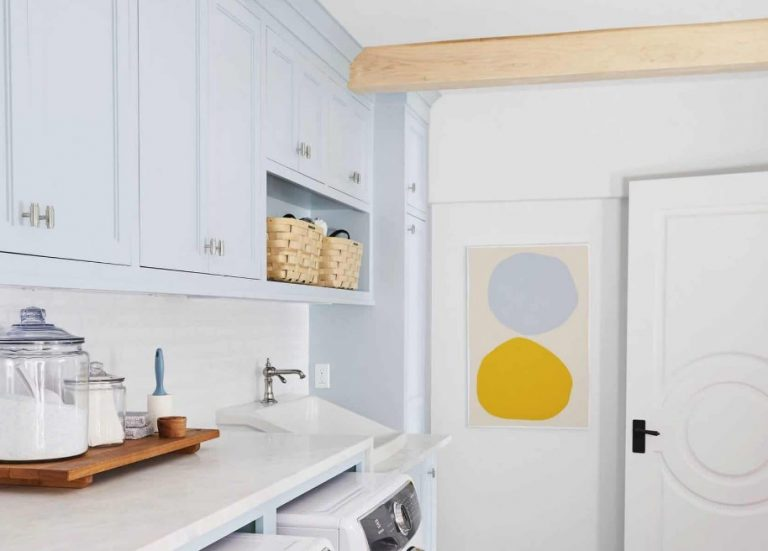 Relaxing Paint Laundry Room Ideas