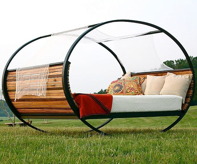 Rocking Chair Cool Beds