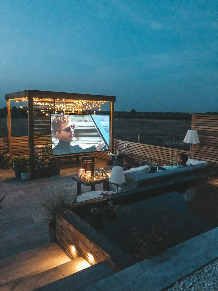 Rooftop Deck Theater