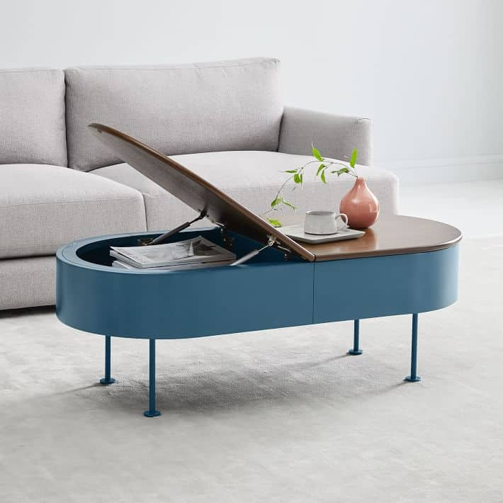 Ruby Storage Cool Coffee Table