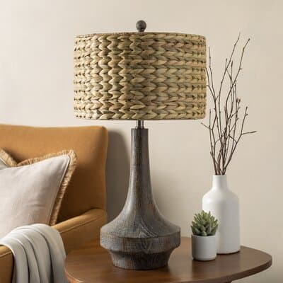 Rustic Table Cool Lamps