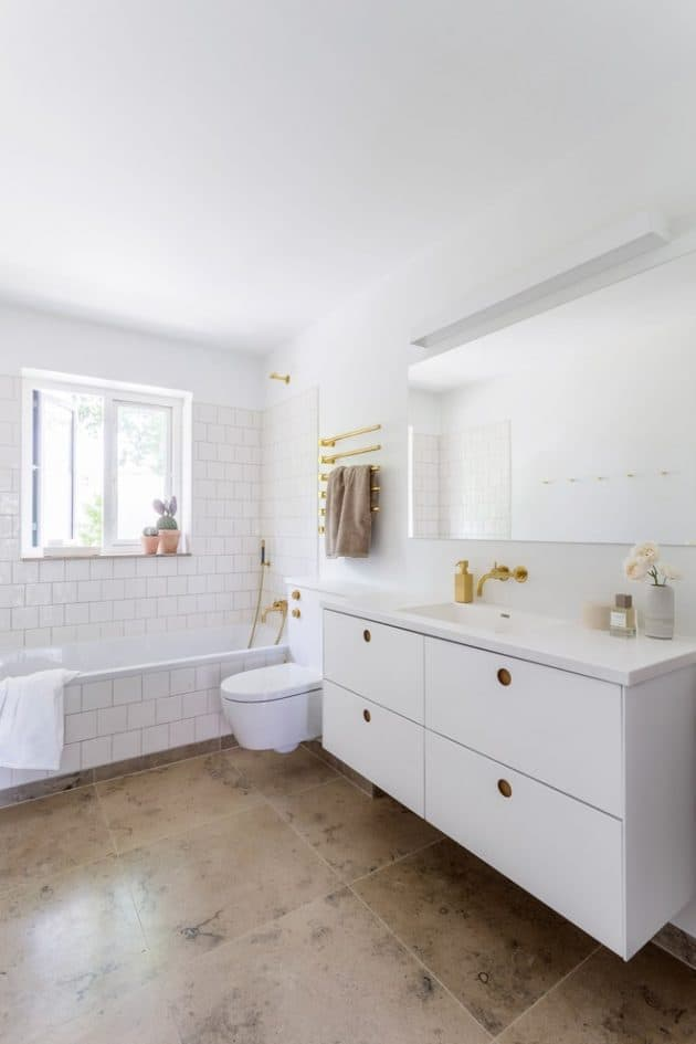 Scandinavian Bathroom Ideas
