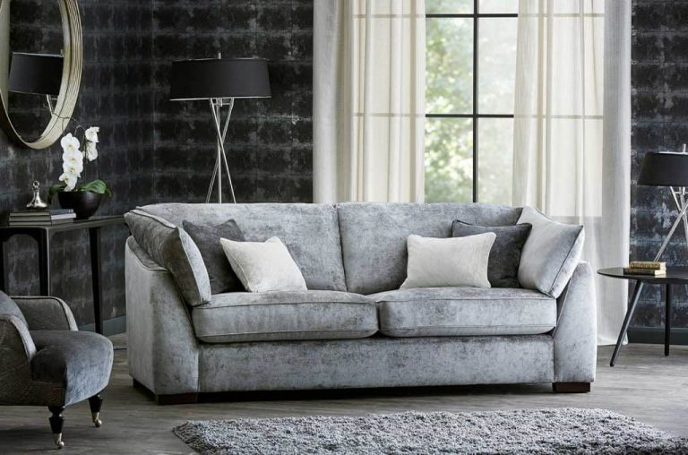 Shades of Grays Pillow Ideas For A Gray Couch