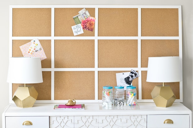 Simple Cork Board Ideas