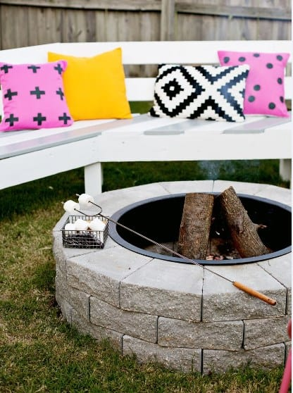 Simple Fire Pit Ideas