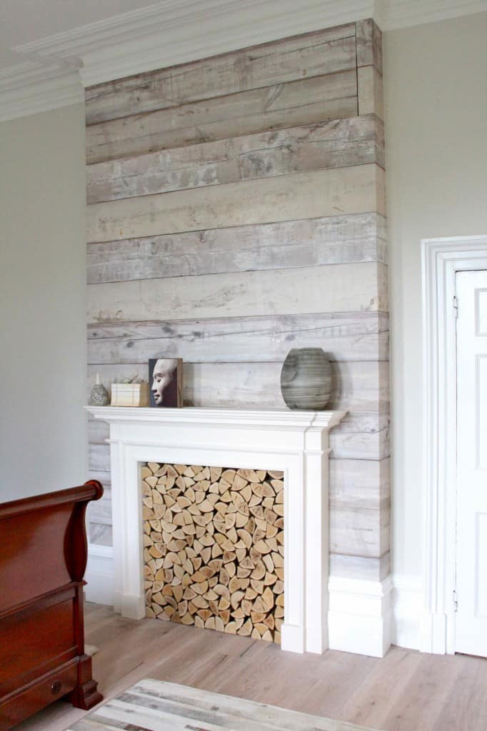 Simple Wood Accent Wall Ideas