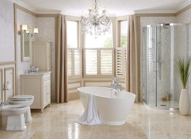 Simple and Classy Bathroom
