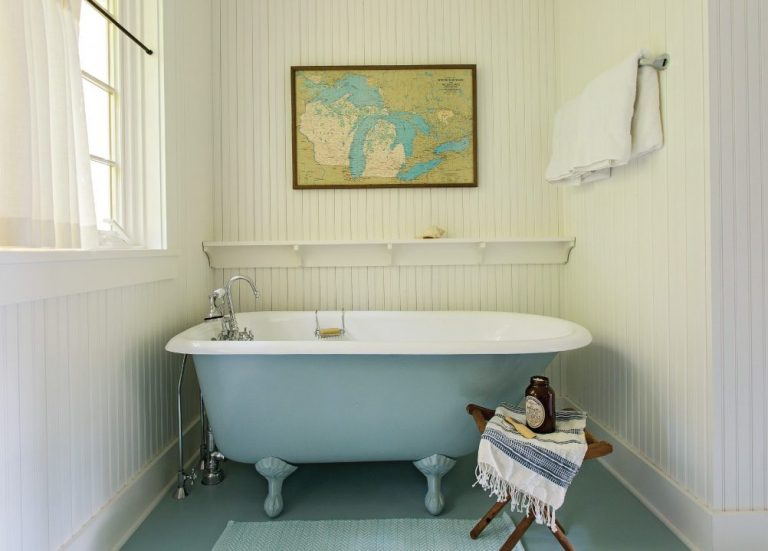 38 Gorgeous Farmhouse Bathroom Decor Ideas To Inspire You