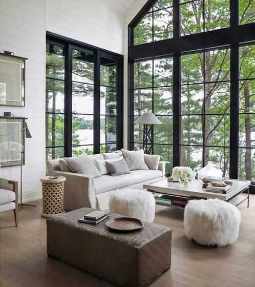 Small Mansion Living Rooms