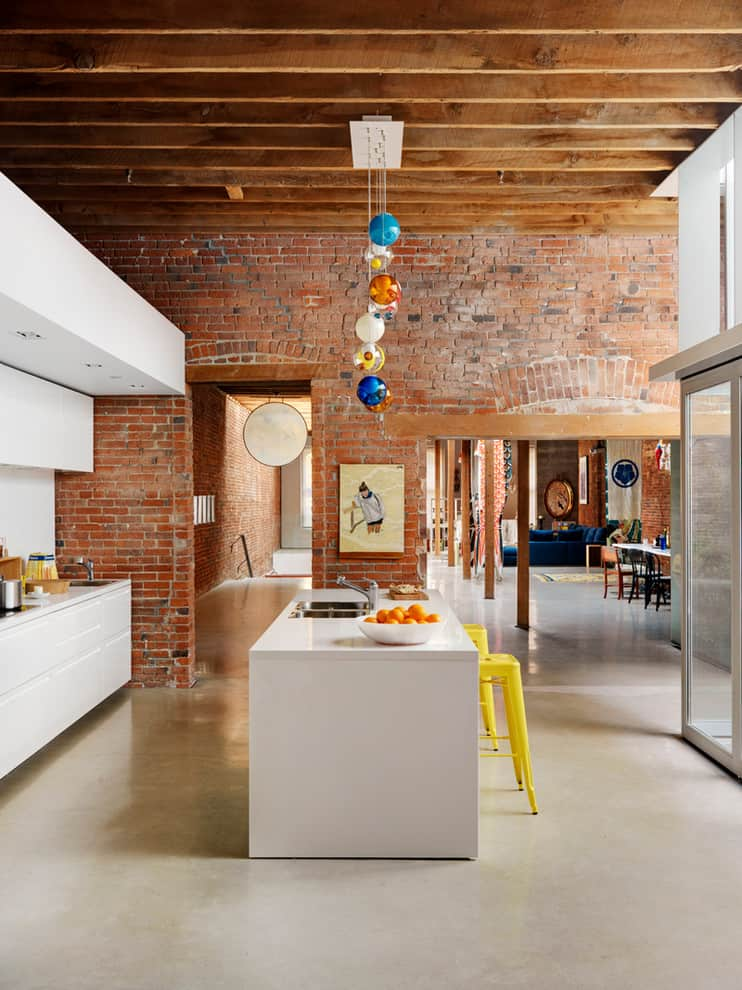 Sophisticated Industrial Kitchen Ideas