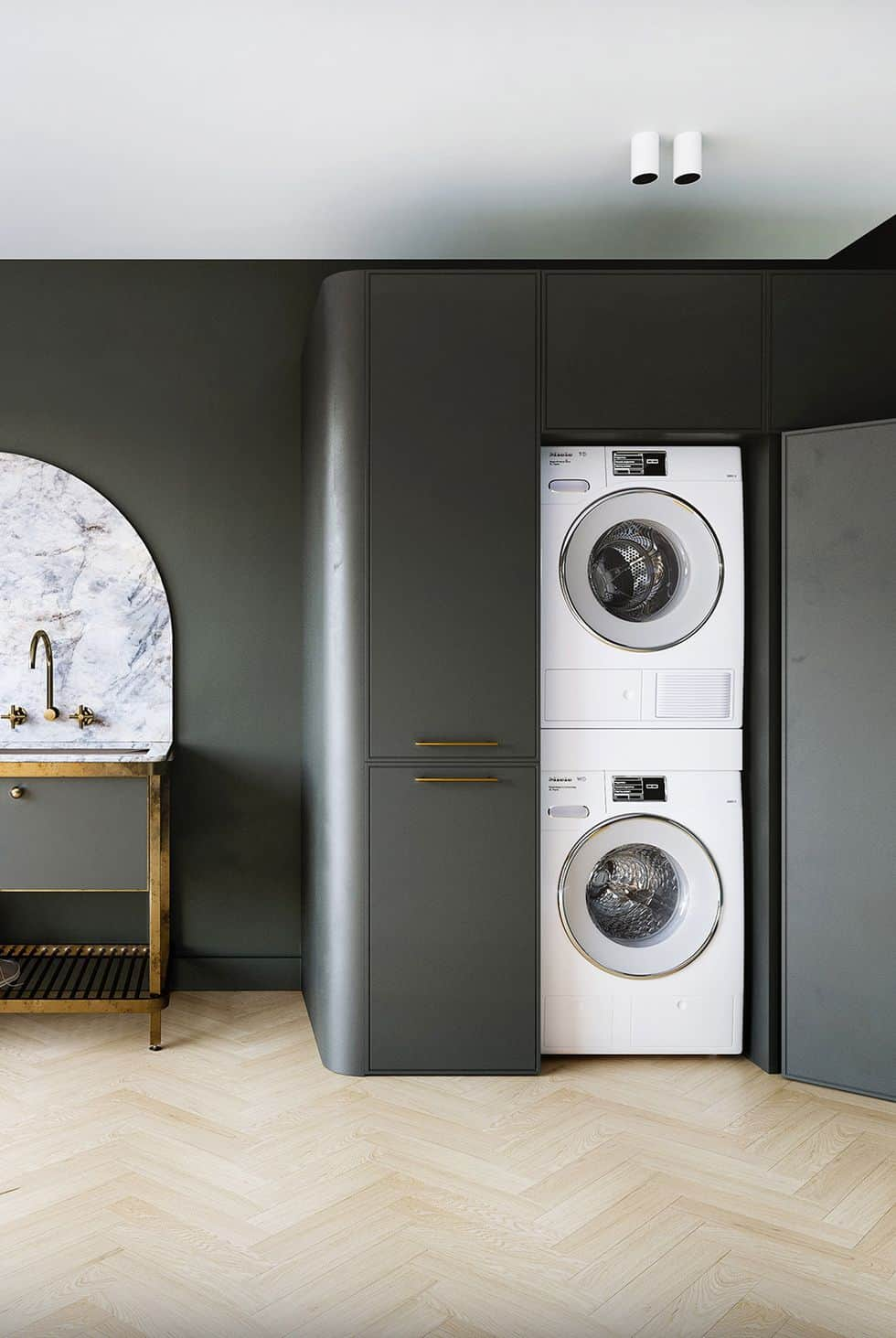 Sophisticated Laundry Room Ideas
