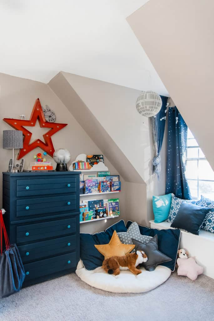 Space Themed Bedroom For Baby