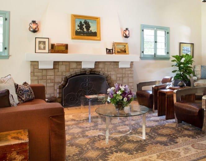 Spanish Fireplace Tiles