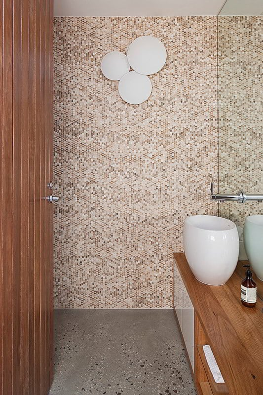 Sparkling Penny Tiles