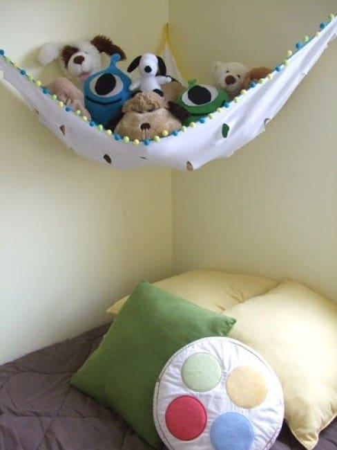 Stuffed Animal Hammock