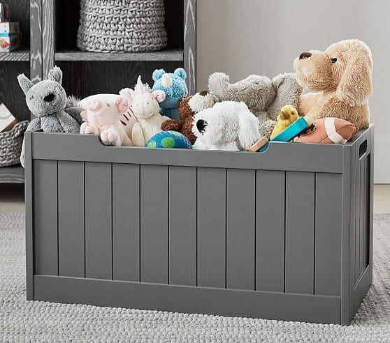 Stuffed Animal Wooden Dump