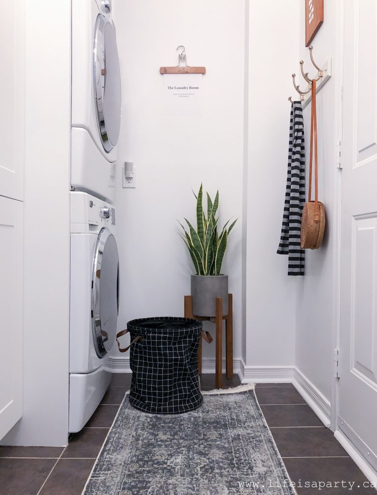 Stylish Laundry Room Ideas