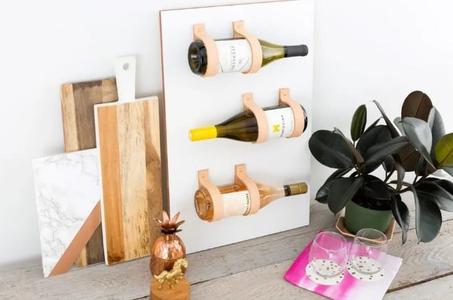 Stylish Wine Rack