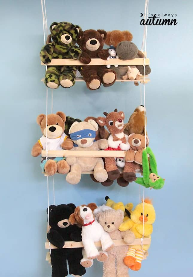 Toy Storage Swing