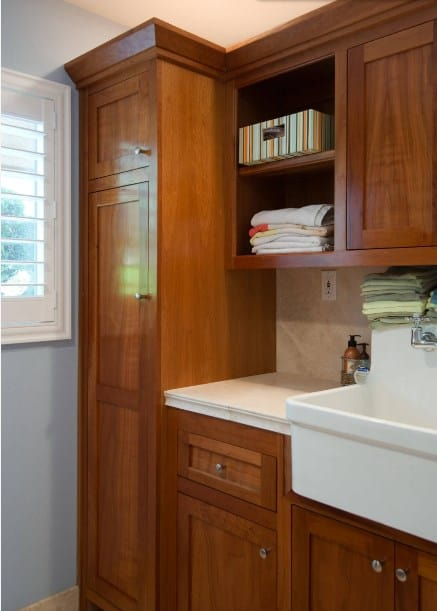 Traditional Cabinet Laundry Room Ideas