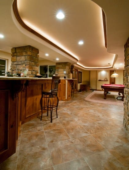 Traditional Man Cave Ideas