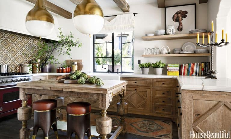 Traditional Rustic Spanish Style Kitchens