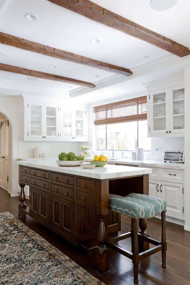 Traditional Spanish Style Kitchens Cabinets