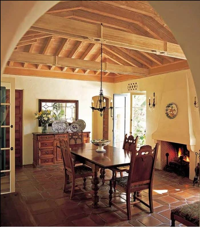 Traditional Spanish Style Kitchens