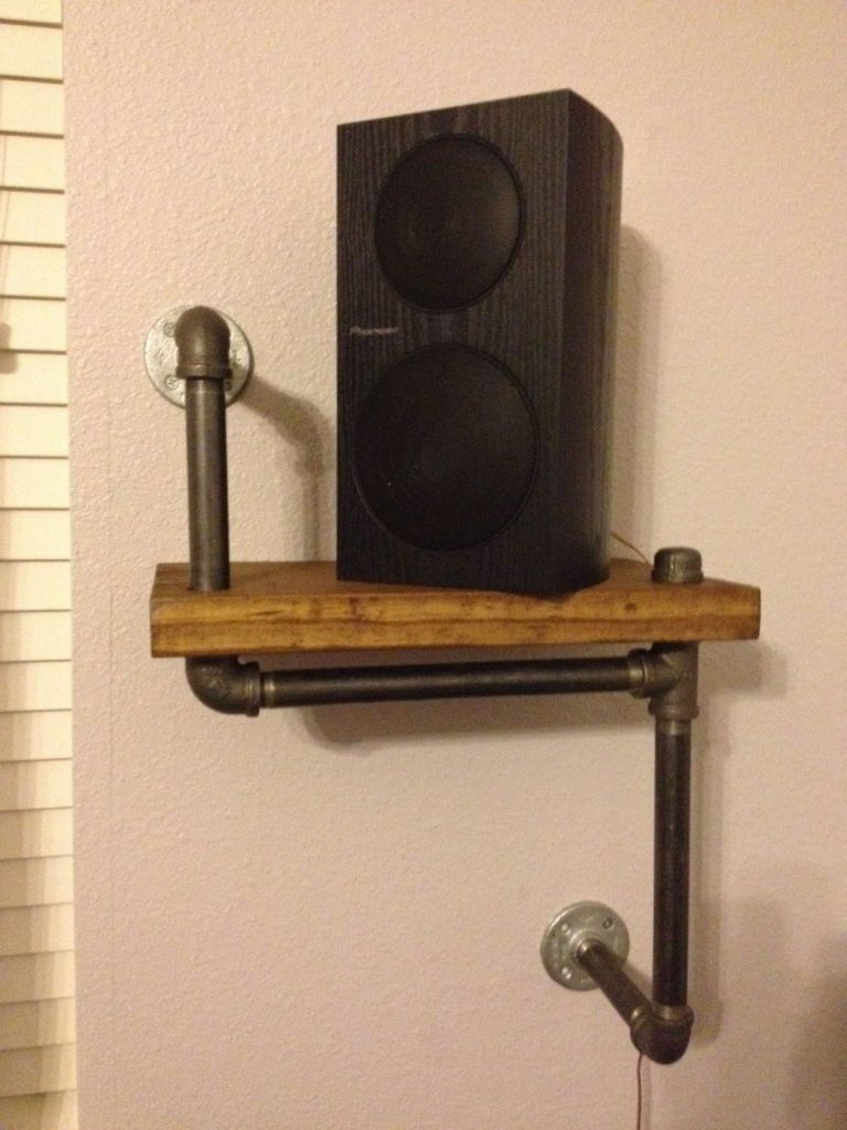 Wall Mounted Speaker Stand