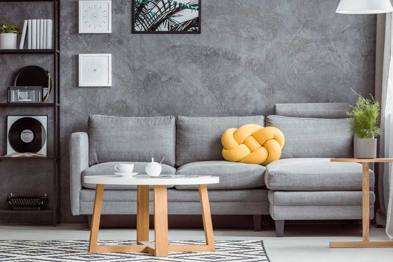 Weaving Pillow Ideas For A Gray Couch