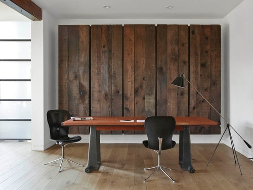 Wood Plank Accent Wall Ideas