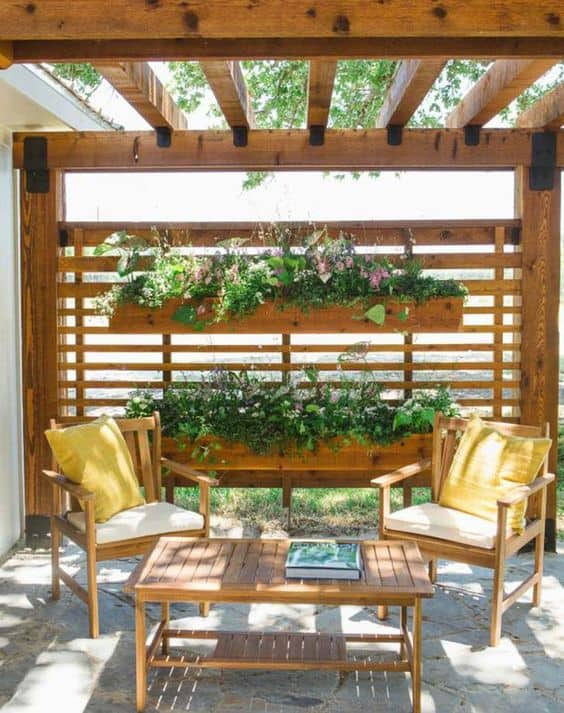 Outdoor Privacy Screens for Patios